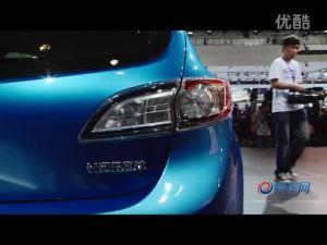 2011广州车展 马自达3星骋两厢
