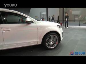 2011广州车展 奥迪Q7 V12 TDI亮相