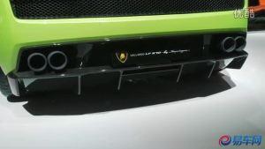 2011广州车展 兰博基尼LP570亮相