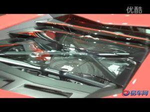 2011广州车展 兰博基尼Aventador