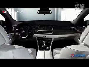 美女评车 2010款宝马 BMW 550i GT