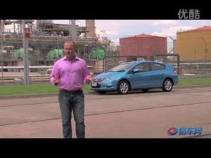 试驾本田混动版 Honda Insight