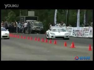 布加迪Veyron VS 柯尼塞格CCXR