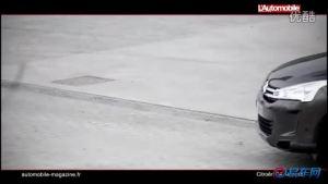 新雪铁龙C4 AIRCROSS国外路试视频