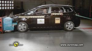 E-NCAP欧洲碰撞 起亚新佳乐获5星