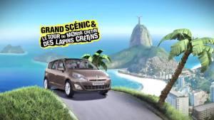 体验法式幽默 雷诺风景搞笑广告