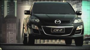 出色的公路操控性 新款马自达CX-7