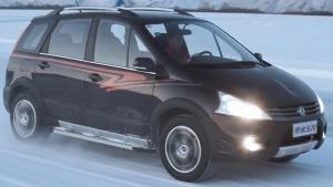 12项顶尖装备 景逸首款加大号城市SUV