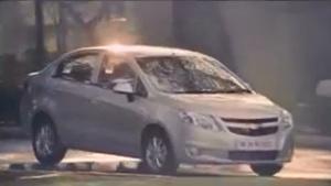 高质低价 雪佛兰赛欧中国家轿第一车