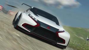 三菱新跑车 XR-PHEV概念车劲爆亮相