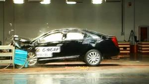 C-NCAP碰撞测试 凯迪拉克XTS荣获五星