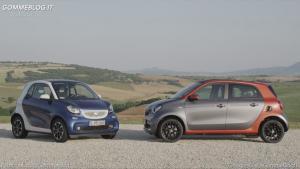 2014巴黎车展 全新款Smart即将登场