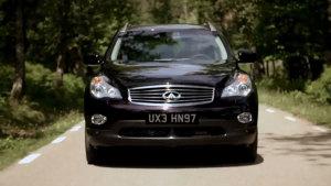 全新英菲尼迪QX50 风尚运动型SUV