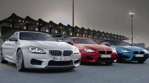 新款宝马M6车系 外观细节有所变化