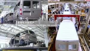 2014款上汽大通G10 全数字工厂探秘
