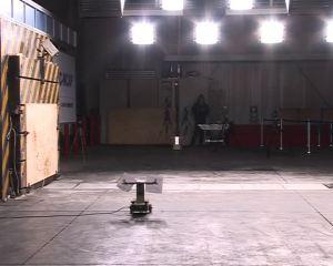 东南三菱戈蓝正面100%碰撞测试