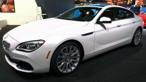 2015北美车展 新款宝马6系首发亮相