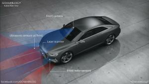 奥迪Prologue概念车 自动驾驶技术解析