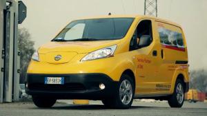 全新日产e-NV200 商用纯电动车零排放