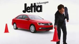 2015款大众Jetta北美版 五星级安全