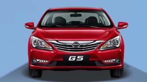 2014款比亚迪G5 搭1.5升涡轮增压发动机