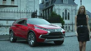 三菱XR-PHEV概念车 燃油经济性提升