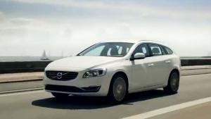 沃尔沃V60混动版 百公里油耗1.8L