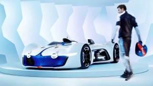 《GT赛车6》雷诺Alpine概念车炫酷追逐