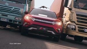国产SUV骄傲 长安CS75的速度与激情
