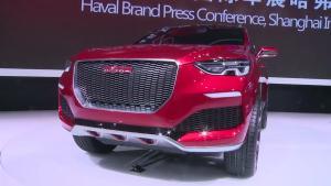 哈弗Concept R运动型SUV 下一代H6雏形