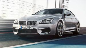 新款宝马M6四门轿跑车 售价229.6万元