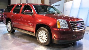 2015款GMC育空XL 7座豪华大空间SUV