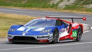 福特GT耐力赛车 增加空气动力学套件
