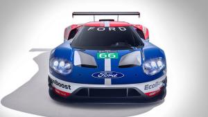 福特GT赛车 重返勒芒24小时耐力赛