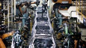 广汽传祺GA3S 视界 探秘造车生产线