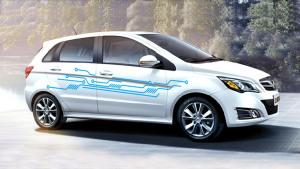 北汽新能源汽车 打造零排放高品质座驾