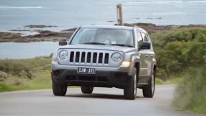 2015款Jeep自由客 五星级安全防护