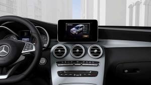 全新奔驰GLC 配备动态操控控制系统