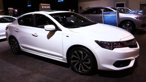 2016款讴歌ILX 配驾驶座八向电动调节