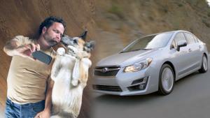 斯巴鲁全新翼豹温馨片 带爱犬去寻爱