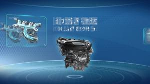 东风标致1.8THP发动机解析 轻量化设计
