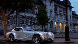 摩根Aero Coupe 搭V8自然吸气发动机