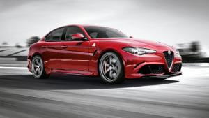 阿尔法·罗密欧Giulia 最高速度307km/h
