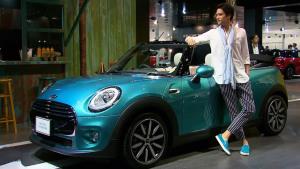 2015东京车展 全新MINI敞篷车细节实拍