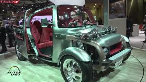 2015东京车展 引领未来概念车盘点