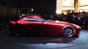 2015东京车展 马自达RX-Vision概念首发