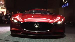 2015东京车展 马自达RX-Vision发布