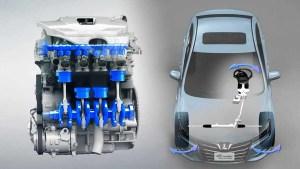 2015款纳智捷S5 节能动力系统展示