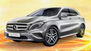 2016年度汽车盛典 十佳车北京奔驰GLA