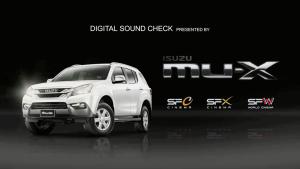 江西五十铃mu-X 提供五座和七座车型
